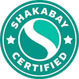Certified by Shakabay